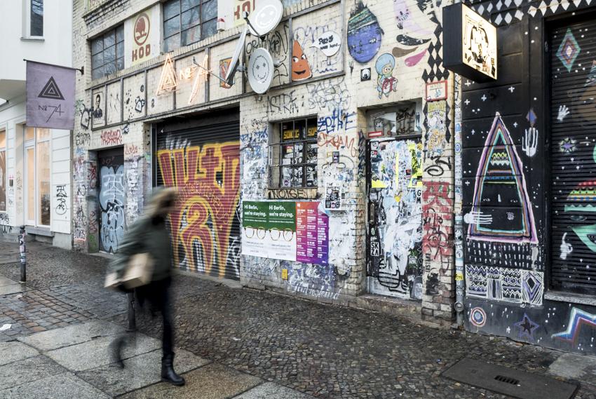 Fotografie Frank Peters: Unterwegs in Berlin
