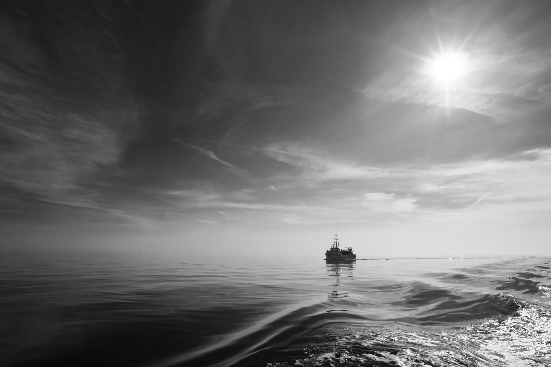 Reportage: Fischfang auf Rügen
