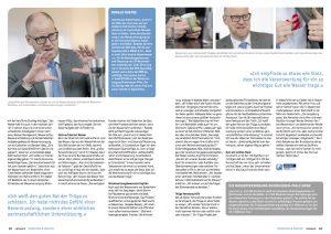 """Herr Roepke in """"netzwerk"""" der Thüga AG"""