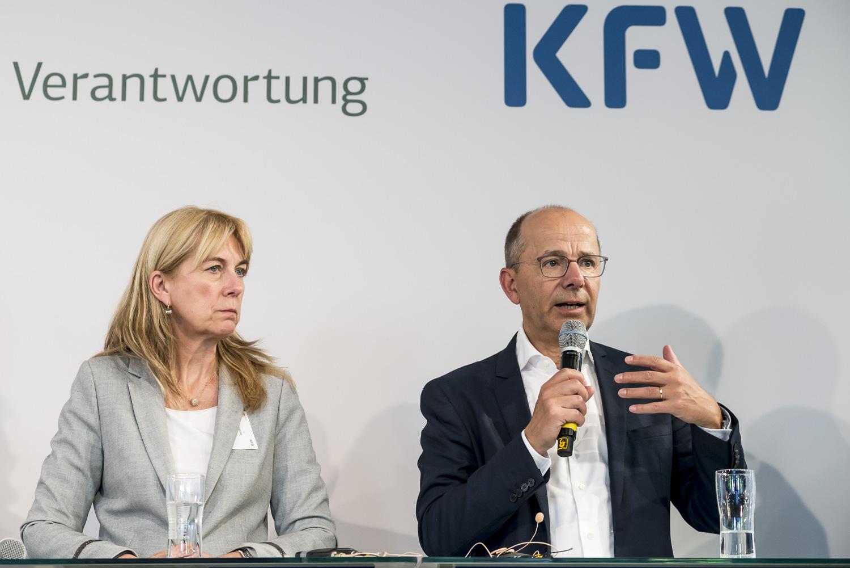 Fotografie Frank Peters - Veranstaltung - KfW Bank