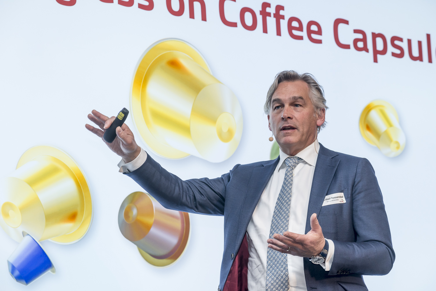 European Congress on Coffee Capsules