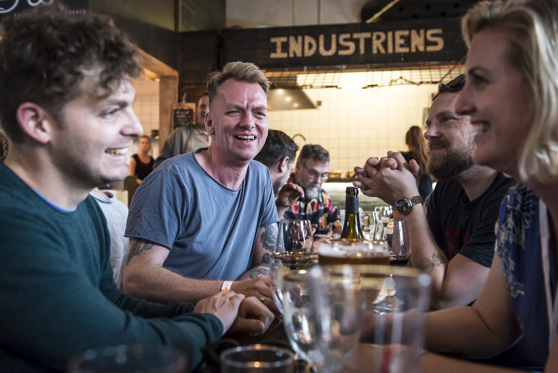 FOODPHOTO FESTIVAL Vejle 2019, Foto: Frank Peters, ffpeters.de